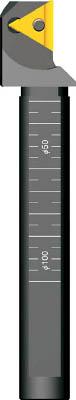 [面取りカッター]富士元工業(株) 富士元 バイテンダー アーム BTCBC16T 1本【796-3459】