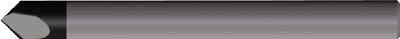 [面取りカッター]富士元工業(株) 富士元 ぴんこDLCコーティング PKP0645DLC 1本【796-7551】