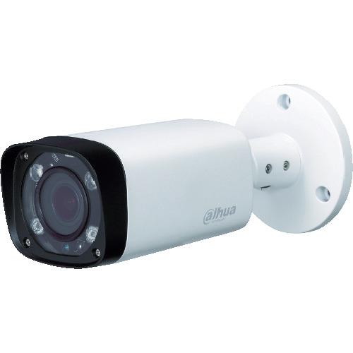 [防犯カメラ]Dahua社 Dahua 2.1M IR防水バレット型カメラ 213×80×72 ホワイト DHHACHFW2221RNZIRE6 1台【836-9319】【代引不可商品・メーカー直送】【別途運賃必要なためご連絡いたします。】