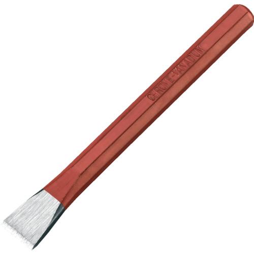 RACODON社 手作業工具 ハンマー 卸売り 刻印 ポンチ タガネ チゼル 八角胴 赤 1本 RACODON 855-3760 超特価SALE開催 300mm 830016