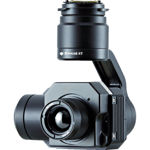 【廃番】[ドローン]DJI JAPAN(株) DJI 赤外線カメラ Zenmuse XT ZXTA19SP 1個【855-5006】【代引不可商品】【別途運賃必要なためご連絡いたします。】