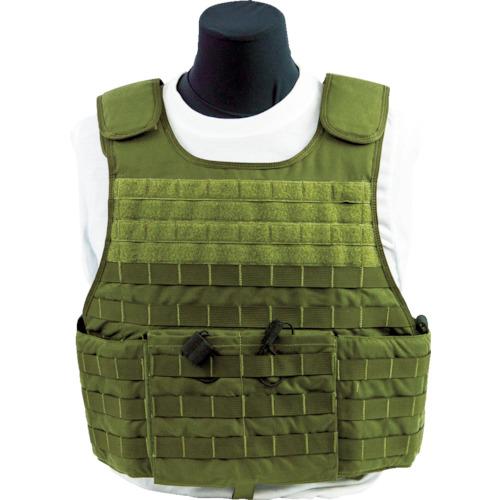 【送料無料】[防犯用ベスト]U.S. Armor社 US Armor Armor 防弾ベスト MSTV500(XP) ODグリーン M F500704RSODGM 1着【855-7194】【北海道・沖縄送料別途】【smtb-KD】