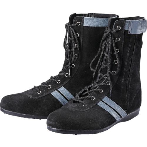 [安全靴(長編上靴・JIS規格品)]青木産業(株) 青木安全靴 高所作業用安全靴 WAZA-F-1 26.5cm WAZAF126.5 1足【855-9201】
