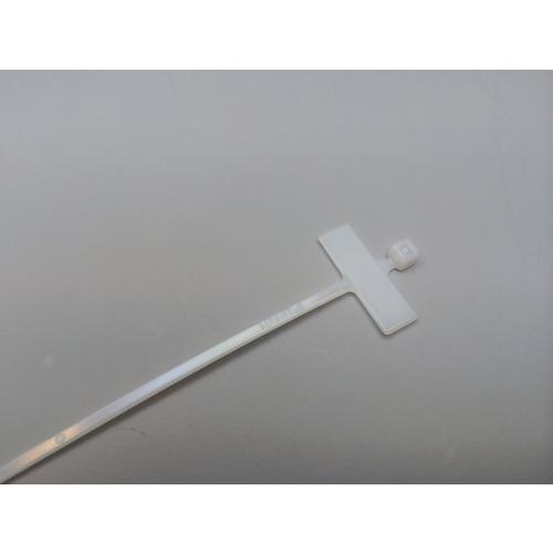 [マーキングタイ]パンドウイットコーポレーション パンドウイット 旗型タイプナイロン結束バンド ナチュラル (1000本入) PLM1MM 1袋【814-6451】