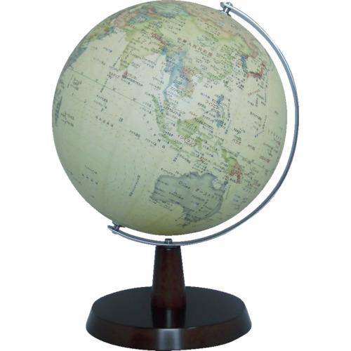 [地球儀]昭和カートン(株) 昭和カートン 地球儀 アンティークタイプ 26cm 26CAM 1個【856-0114】