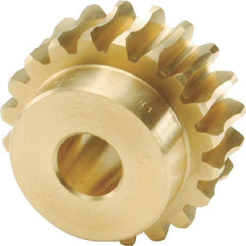 [ウォームギヤ]小原歯車工業(株) KHK ウォームホイルBG2.5-20R2 BG2.520R2 1個【856-6458】