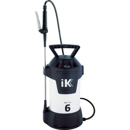 【送料無料】[噴霧器(蓄圧式)]Goizper社 iK 蓄圧式噴霧器 METAL6 83271 1台【856-9940】【北海道・沖縄送料別途】【smtb-KD】