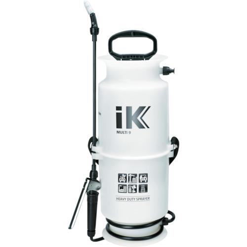 [噴霧器(蓄圧式)]Goizper社 iK 蓄圧式噴霧器 MULTI9 83811911 1台【856-9945】