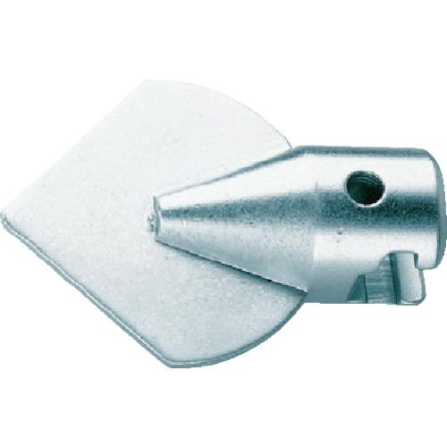 [排水管掃除機用交換先端ツール]ローデンベルガー ローデン ブレードカッタ45 φ22mmワイヤ用 R72234 1個【824-7920】