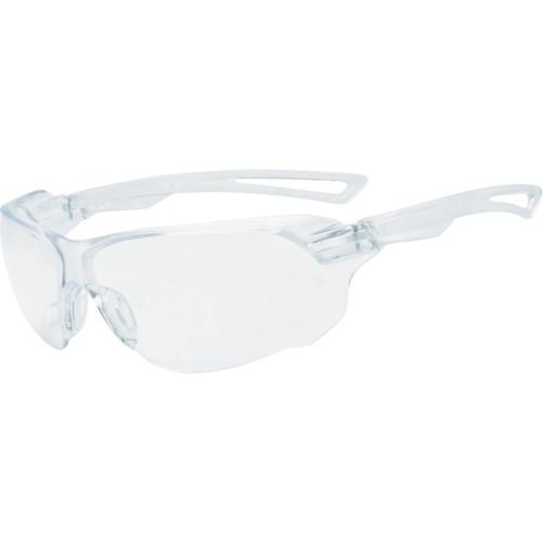 トラスコ中山(株) 環境安全用品 保護具 二眼型保護メガネ [二眼型保護メガネ(フィットタイプ)]トラスコ中山(株) TRUSCO 二眼型セーフティグラス スポーツタイプ レンズクリア TSG-108TM 1個【365-8392】