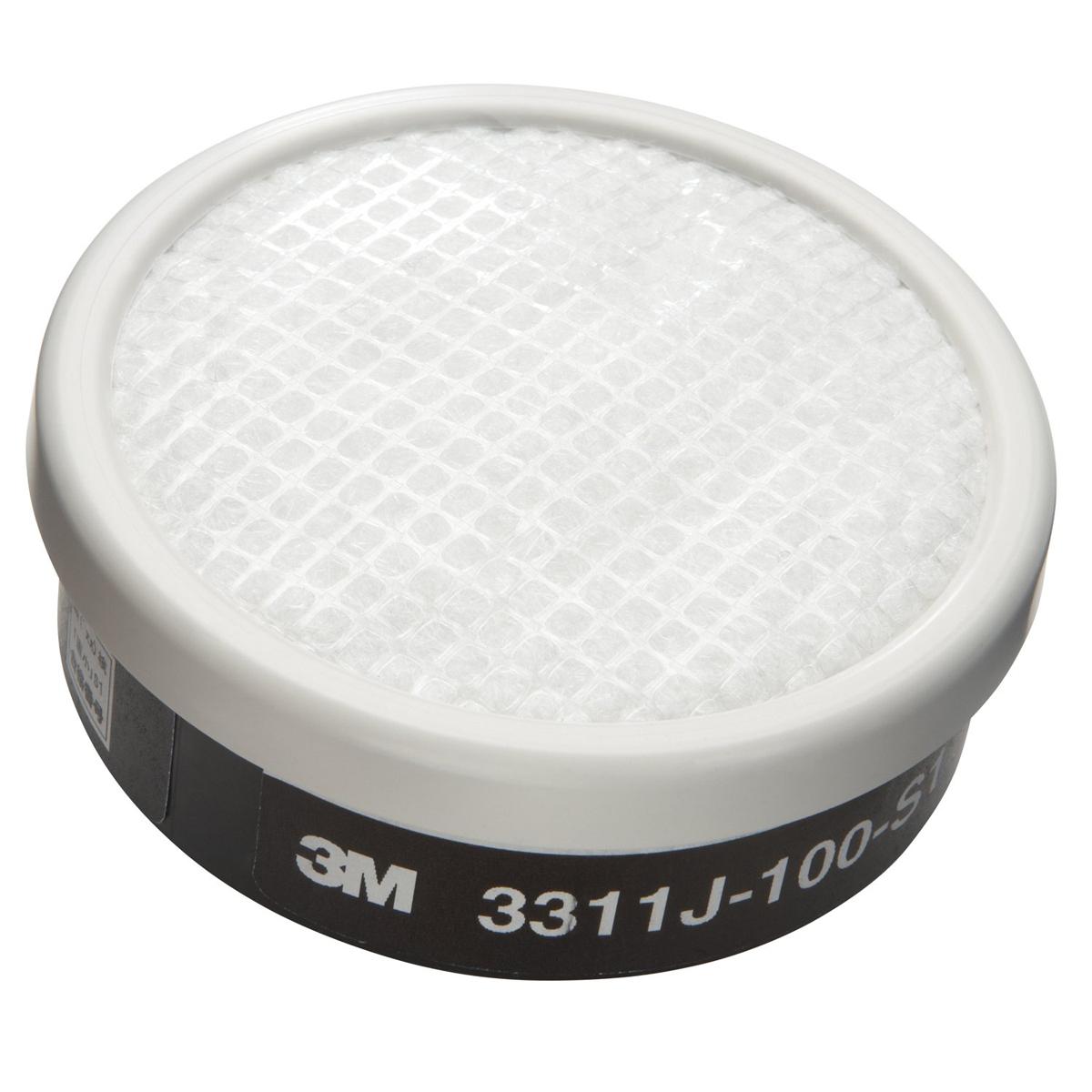 スリーエム 当店は最高な サービスを提供します ジャパン 株 有名な 保護具 防毒マスク 防毒マスク用吸収缶 402-8431 3311J-100ーS1 1個 3311J-100 有機ガス用吸収缶 3M
