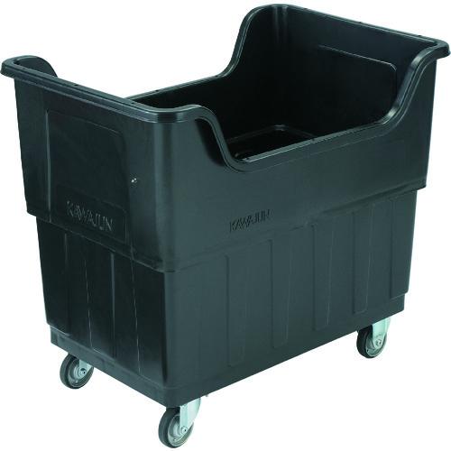 [ゴミ箱]河淳(株) KAWAJUN ユニトラック10070 BEA017 1台【115-8941】【別途運賃必要なためご連絡いたします。】