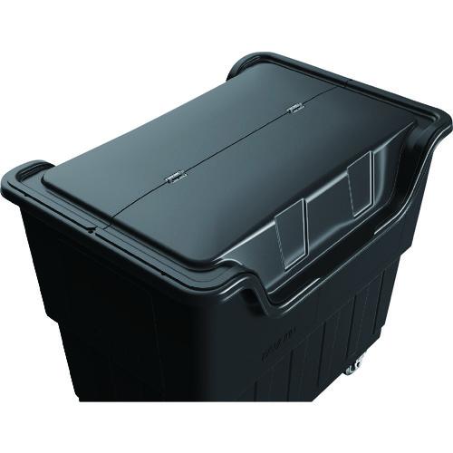 [ゴミ箱]河淳(株) KAWAJUN ユニトラック10070カバー BEA018 1個【115-8975】【別途運賃必要なためご連絡いたします。】