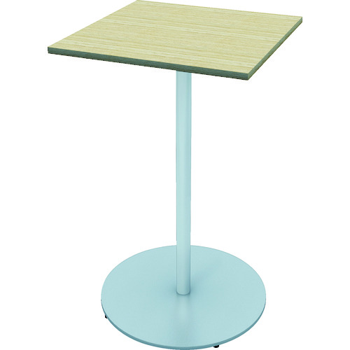 [会議用テーブル](株)イトーキ イトーキ ハイテーブル(角型) 600×600×1000 TRA-066HH-Z598 1台【125-8910】【別途運賃必要なためご連絡いたします。】