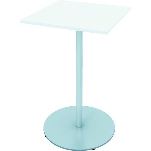 [会議用テーブル](株)イトーキ イトーキ ハイテーブル(角型) 600×600×1000 TRA-066HH-Z5W9 1台【125-8911】【別途運賃必要なためご連絡いたします。】