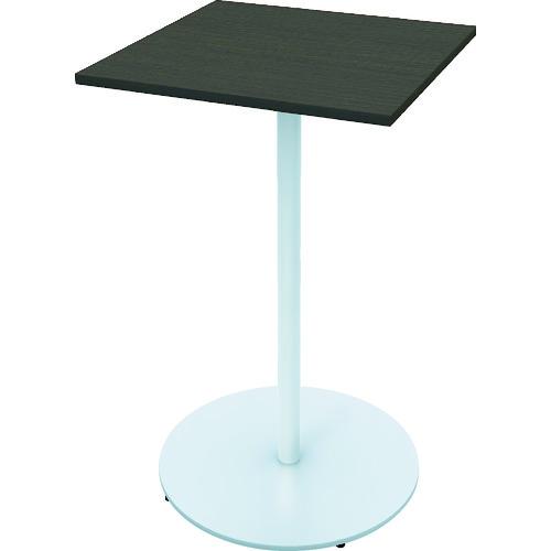 [会議用テーブル](株)イトーキ イトーキ ハイテーブル(角型) 600×600×1000 TRA-066HH-W917 1台【125-8916】【別途運賃必要なためご連絡いたします。】