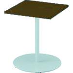 [会議用テーブル](株)イトーキ イトーキ テーブル(角型)600×600×720 TRA-066LH-Z517 1台【125-8919】【別途運賃必要なためご連絡いたします。】