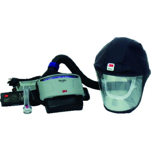 スリーエム ジャパン(株) 保護具 マスク・耳栓電動ファン付呼吸用保護具 送気マスク [送気マスク]スリーエム ジャパン(株) 3M バーサフロー 電動ファン付き呼吸用保護具 JTRS-333JPLUS 1箱