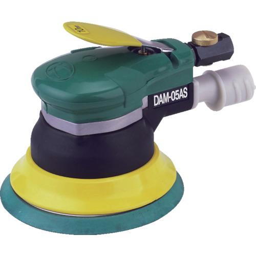 [ダブルアクションエアサンダー]【送料無料】(株)空研 空研 吸塵式デュアルアクションサンダー(糊付) DAM-05ASA 1台【556-7475】【北海道・沖縄送料別途】【smtb-KD】