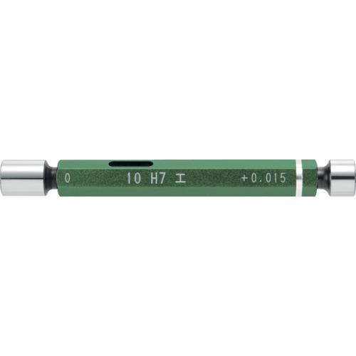[ゲージ]新潟精機(株) SK 限界栓ゲージ H7(工作用) φ10 LP10-H7 1本【827-5524】