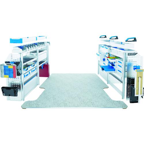 【売切れ】 [車載用収納箱(スチール製)]Sortimo社 Sortimo 車載棚用床板 ソボフレックスSB-C SB-C 1枚【859-1068】【別途運賃必要なためご連絡いたします。】