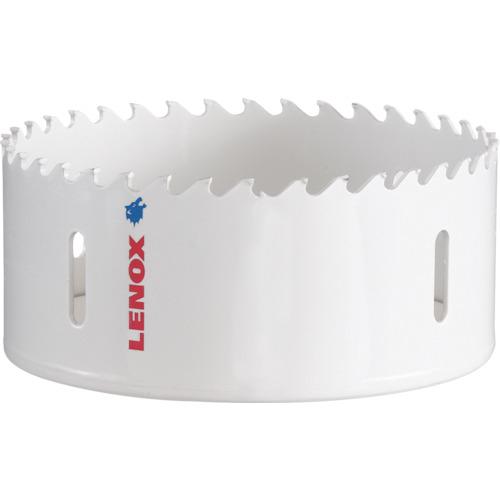 [替刃式ホールソー]LENOX社 LENOX 超硬チップホールソー 替刃 105mm T30266105MMCT 1本【107-7595】