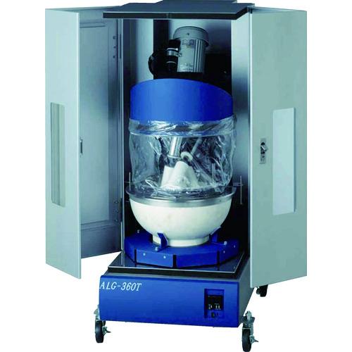[粉砕機器]日陶科学(株) 日陶 自動乳鉢 3軸 ALG-360T 1台【114-1387】【別途運賃必要なためご連絡いたします。】