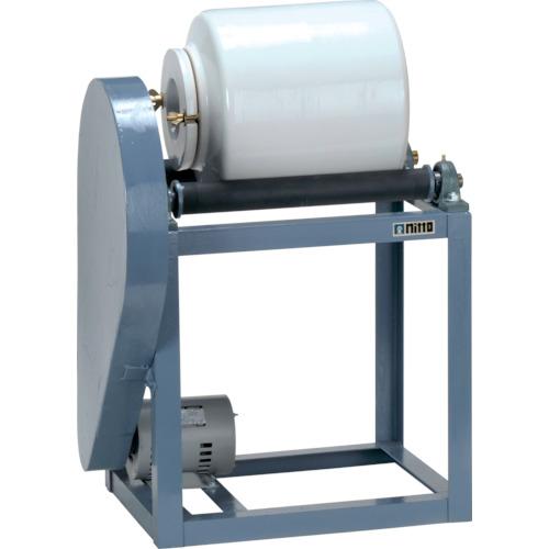 [粉砕機器]日陶科学(株) 日陶 ポットミル回転台 NT-1S-RM 1台【114-1415】【別途運賃必要なためご連絡いたします。】