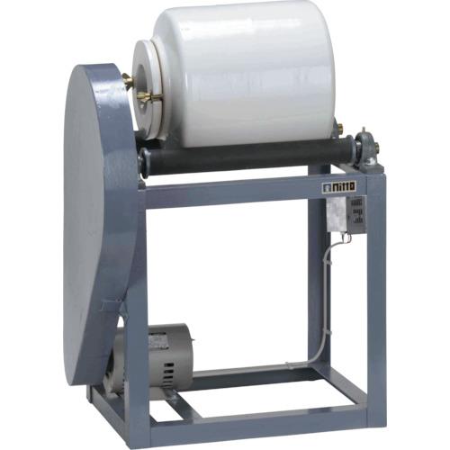 [粉砕機器]日陶科学(株) 日陶 ポットミル回転台 インバーター付 NT-1S-RMI 1台【114-1418】【別途運賃必要なためご連絡いたします。】