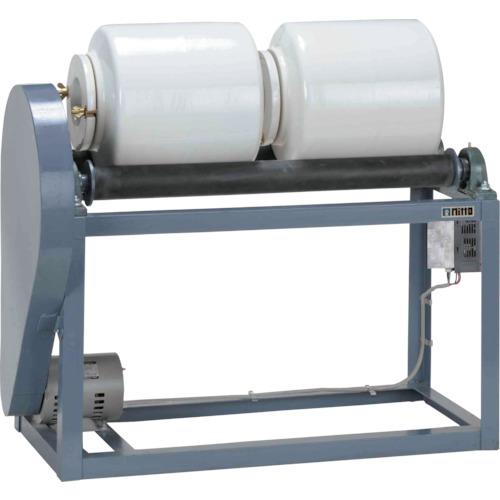 [粉砕機器]日陶科学(株) 日陶 ポットミル回転台 インバーター付 NT-2S-RMI 1台【114-1419】【別途運賃必要なためご連絡いたします。】