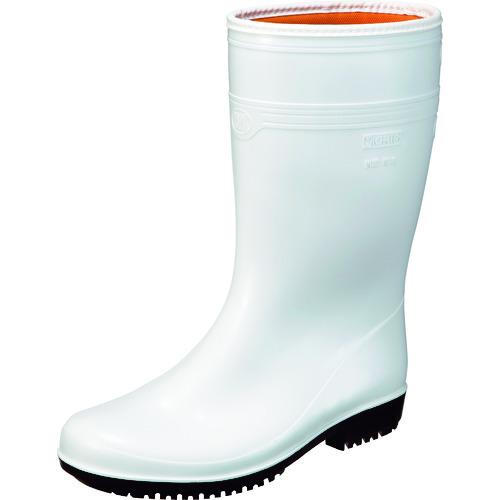 [防寒長靴]ミドリ安全(株) ミドリ安全 超耐滑防寒長靴 NHG2000スーパー防寒 ホワイト 25.0CM NHG2000SP-BOUKAN-W-25.0 1足【114-1987】
