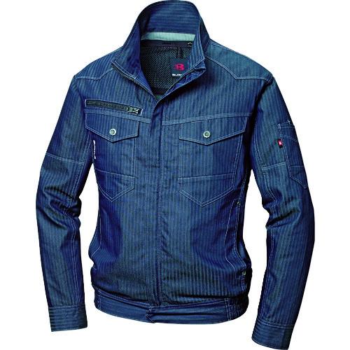 廃番冷却衣服株 バートル バ-トル エアークラフトブルゾン AC1001-45-L インディゴ AC1001 45 L 1着 114 98991lJFcTK