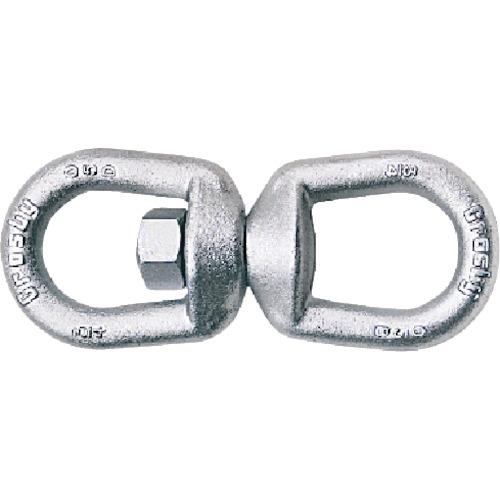 [シャックル]クロスビー社 クロスビー 両型スイベル G402-25 1個【115-1525】【別途運賃必要なためご連絡いたします。】