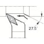 [ターニングホルダー]京セラ(株) 京セラ 外径加工用ホルダ PVPNR2525M-16Q 1個【142-6036】