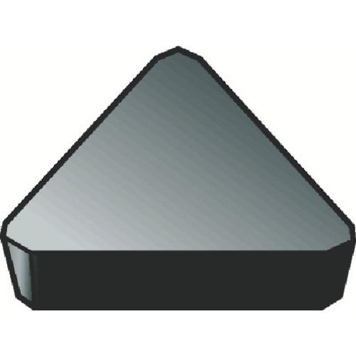 [ミーリングチップ]サンドビック(株) サンドビック フライスカッター用チップ HM TPKN 10個【153-1972】