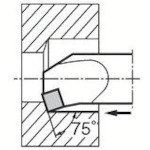 [ターニングホルダー]京セラ(株) 京セラ 内径加工用ホルダ S16N-CSKPR09-20 1本【645-7347】