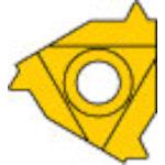 [ターニングチップ]三菱マテリアル(株) 三菱 P級UPコート COAT MMT16IR115NPT 5個【686-1814】