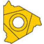 [ターニングチップ]三菱マテリアル(株) 三菱 P級UPコート COAT MMT16ER110BSPT 5個【686-2420】