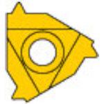 [ターニングチップ]三菱マテリアル(株) 三菱 P級UPコート COAT MMT16ER190W 5個【686-2713】