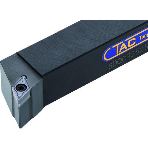 [ターニングホルダー](株)タンガロイ タンガロイ 外径用TACバイト SDQCR2020K11 1本【711-1401】