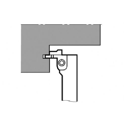 [ターニングホルダー]【送料無料】(株)タンガロイ タンガロイ 外径用TACバイト CFGTR2525-3SA 1本【北海道・沖縄送料別途】【smtb-KD】【711-4354】