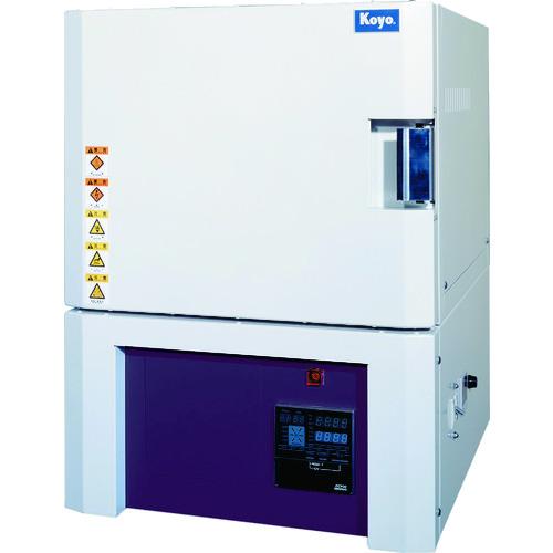 [電気炉]光洋サーモシステム(株) 光洋 小型ボックス炉 1700℃シリーズ 高性能プログラマ仕様 KBF624N1 1台【458-6581】【代引不可商品】【別途運賃必要なためご連絡いたします。】