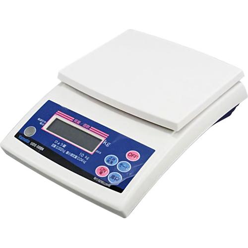 [デジタルはかり]大和製衡(株) ヤマト デジタル式上皿自動はかり UDS-500N 10kg UDS-500N10 1台【272-9903】