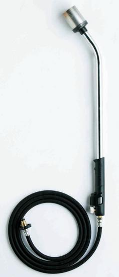 [プロパンバーナー]【送料無料】新富士バーナー(株) 新富士 自動点火方式プロパンバーナー スーパーライナー RE-7 RE-7 1本【123-5621】【北海道・沖縄送料別途】【smtb-KD】