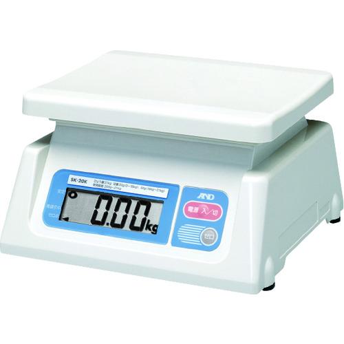 [デジタルはかり](株)エー・アンド・デイ A&D デジタルはかりスケールボーイ0.01kg/20kg SL20K 1台【106-6536】