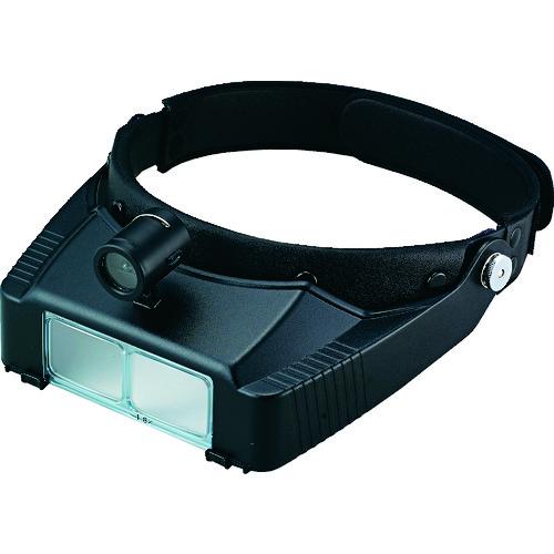 [ヘッドルーペ]池田レンズ工業(株) 池田レンズ LEDライトヘッドルーペ BM120LABD 1個【321-3129】