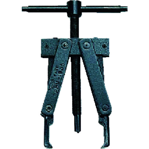 [ベアリングプーラー]京都機械工具(株) KTC アーマチュアベアリングプラー ABU-1935 1台【373-0298】