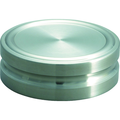 [分銅]新光電子(株) ViBRA 円盤分銅 1kg M1級 M1DS-1K 1個【392-4386】