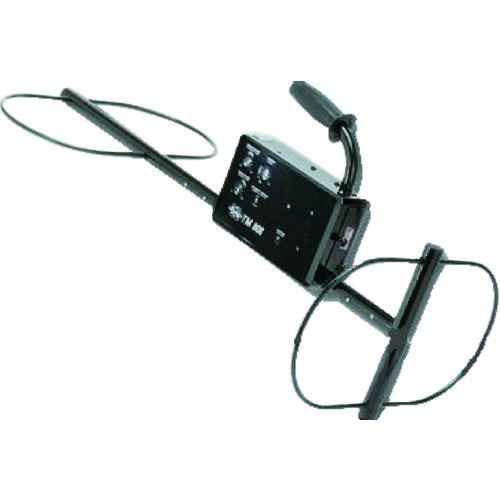 [金属探知機](有)TSトレーディング WHITE 金属探知機 メタルディテクター TM808 1台【代引不可商品】【別途運賃必要なためご連絡いたします。】 【770-6430】