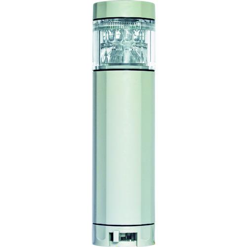[LED信号灯](株)日惠製作所 NIKKEI ニコタワープリズム VT04Z型 LED回転灯 46パイ 多色発光 VT04Z-D24KU 1台【818-3313】